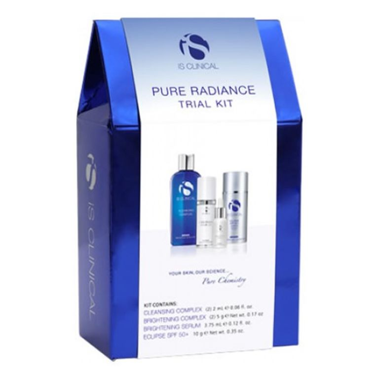 IS Clinical - Pure Radiance Trial Kit