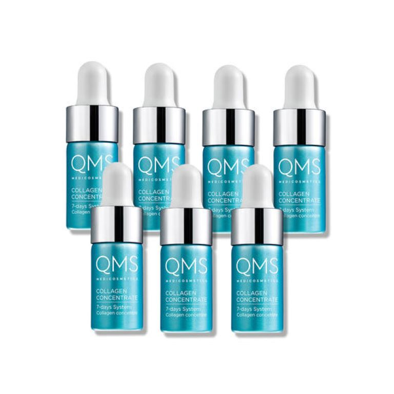 QMS - Collagen Concentrate 7-days System (7x3ml)