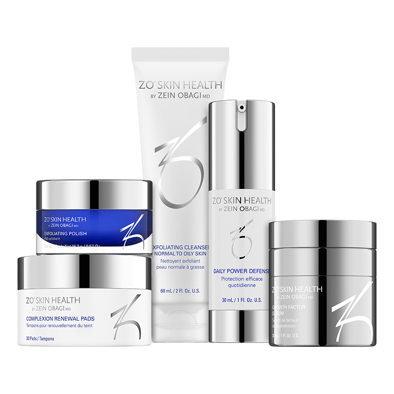 ZO Skin Health - Anti-Aging Program (5 products)