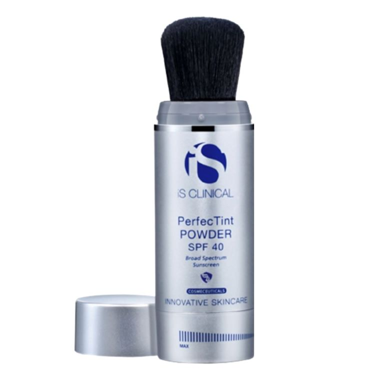 IS Clinical - Perfect Tint Powder SPF 40 - Deep