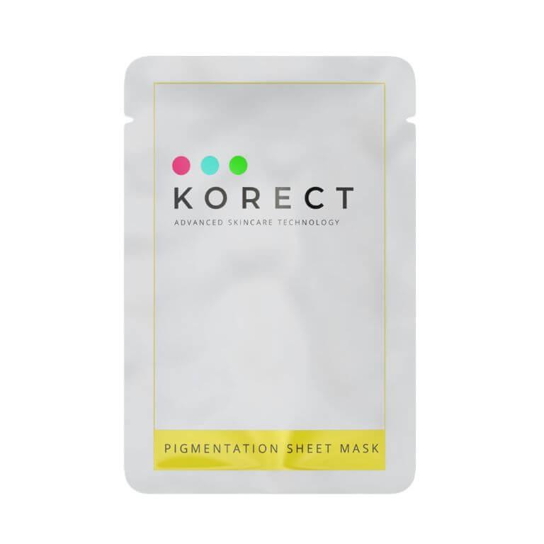 Korect - Pigmentation Sheet Mask 25ml