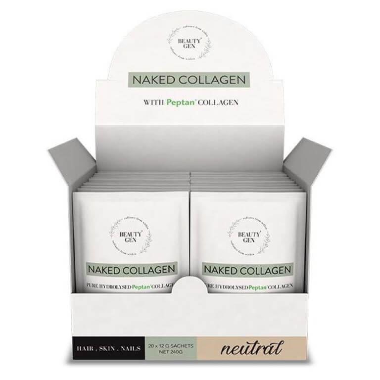 Beauty Gen - Naked Collagen 12g x 20
