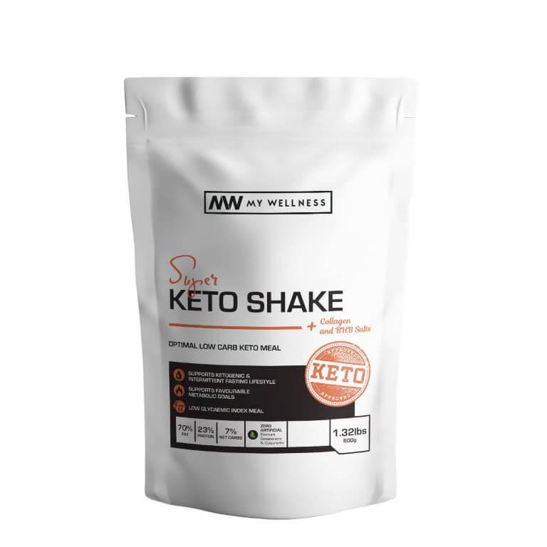 My Wellness - Keto Diet Shake 600g Vanilla Chai