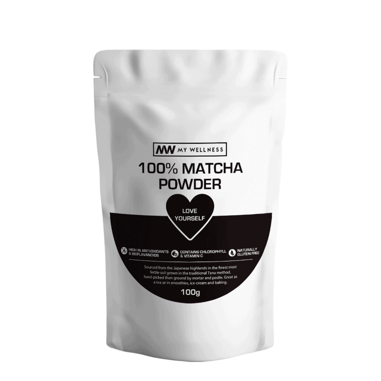 My Wellness - 100% Matcha Powder 100g