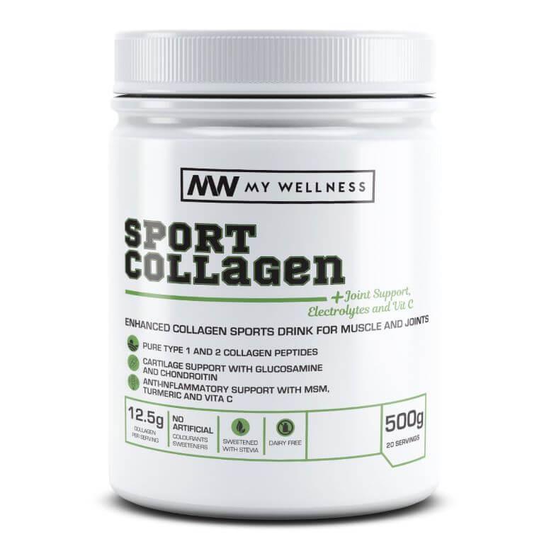 My Wellness - Sport Collagen 500g Apple Berry