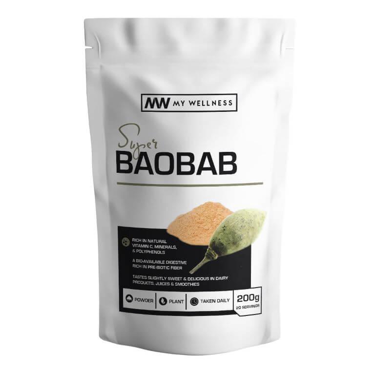 My Wellness - Super Baobab Powder 200g