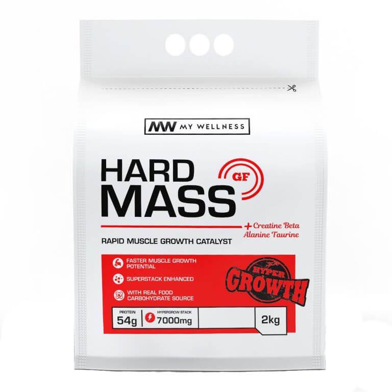 My Wellness - Super Stacked Hard Mass 2kg Vanilla