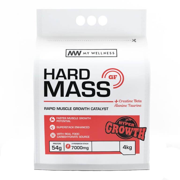 My Wellness - Super Stacked Hard Mass 4kg Vanilla