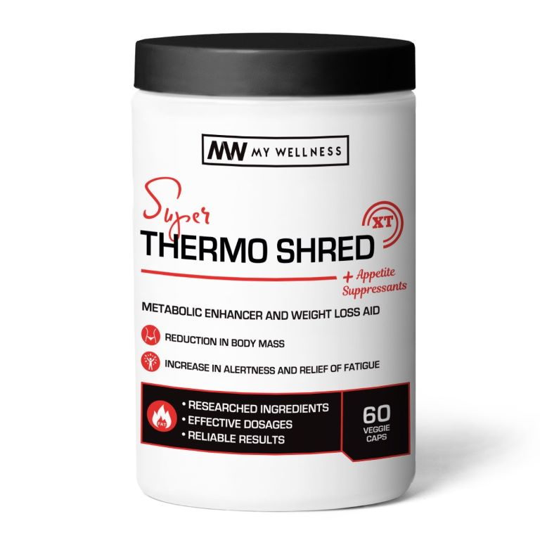 My Wellness - Super Thermo Shred XT