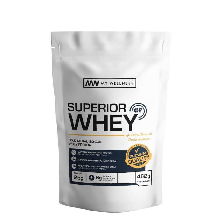 My Wellness - Superior Whey 462g Vanilla