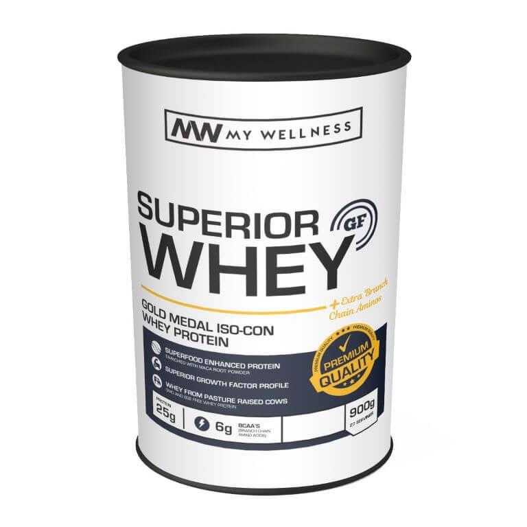 My Wellness - Superior Whey 900g Vanilla