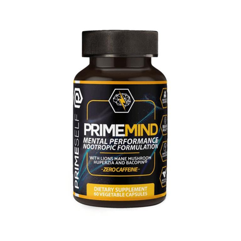 Prime Self - Prime Mind 60 Caps