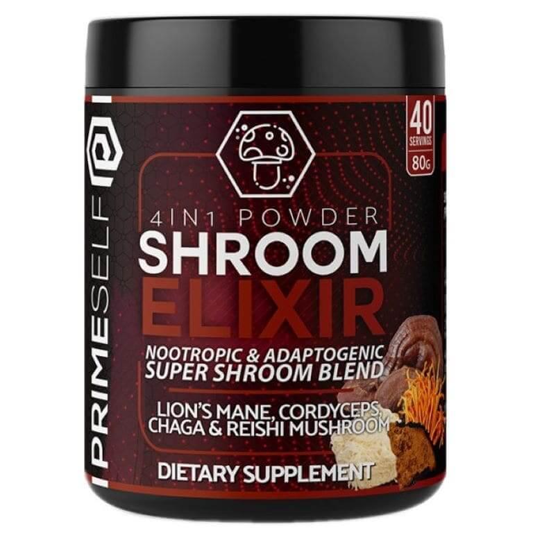 Prime Self - Shroom Elixir Powder 80g