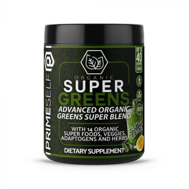 Prime Self - Organic Super Greens 180g