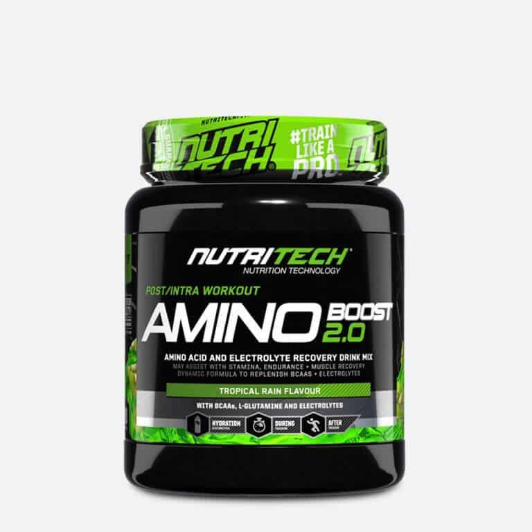 Nutritech - Amino Boost 2.0 - Tropical Rain 540g