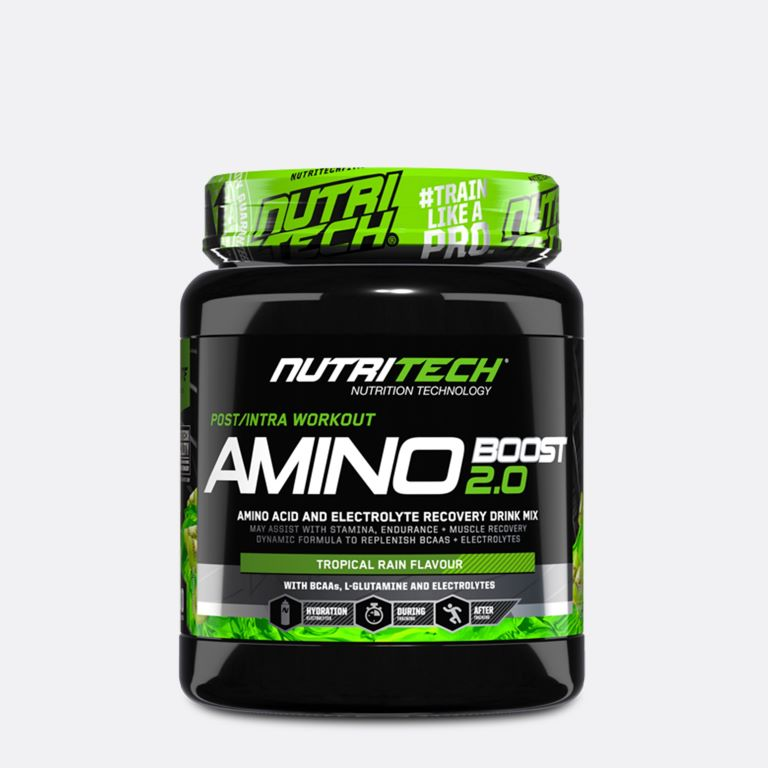 Nutritech - Amino Pre - Tropical Rain 540g