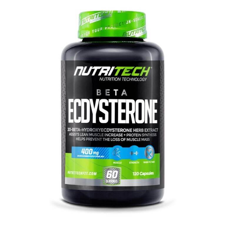 Nutritech - Beta Ecdysterone - Capsules 100g