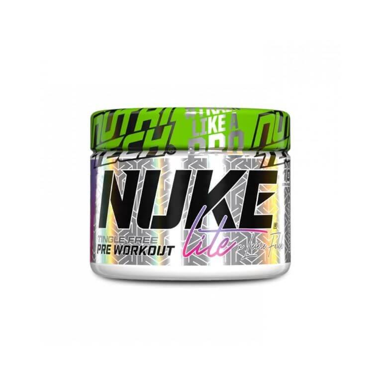 Nutritech - Nuke Lite - Cotton Candy 80g