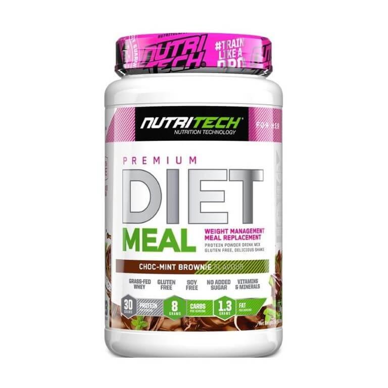 Nutritech - Diet Meal - Chocmint Brownie 1Kg