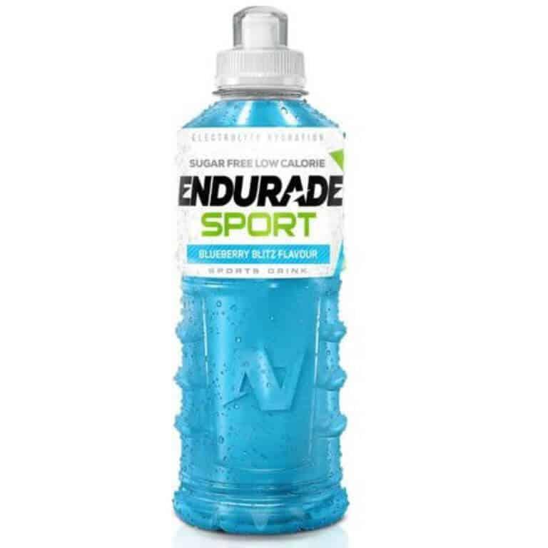 Nutritech - Endurade Sport - Blueberry Blitz 12 x 630ml