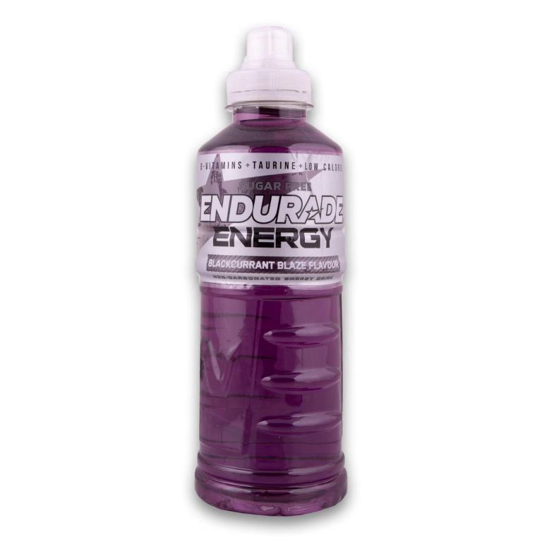 Nutritech - Endurade Energy - Blackcurrant Blaze 12 x 630ml