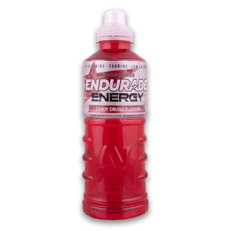 Nutritech - Endurade Energy - Candy Cruise 12 x 630ml