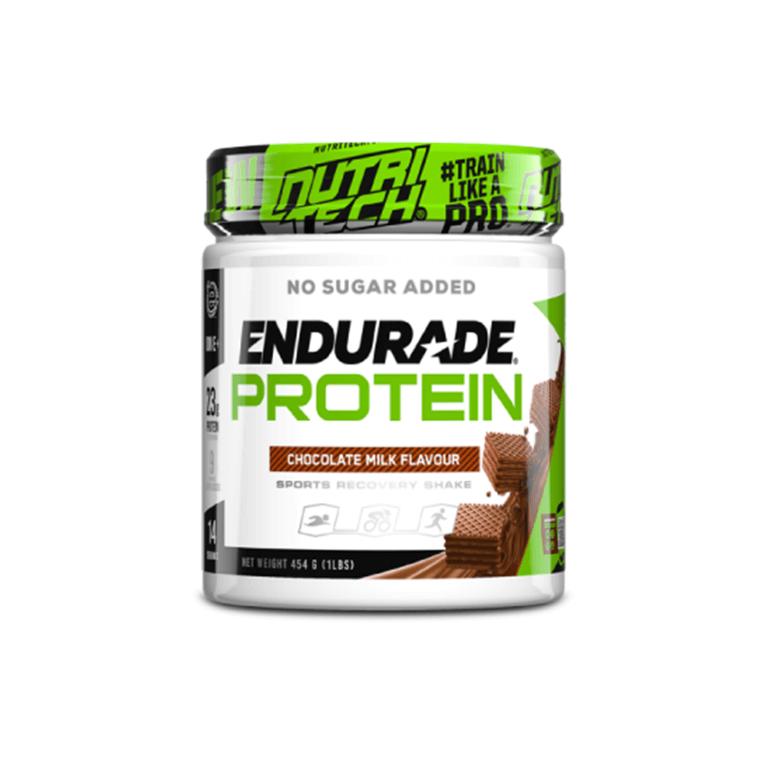 Nutritech - Endurade Protein - Chocolate Milk 454g