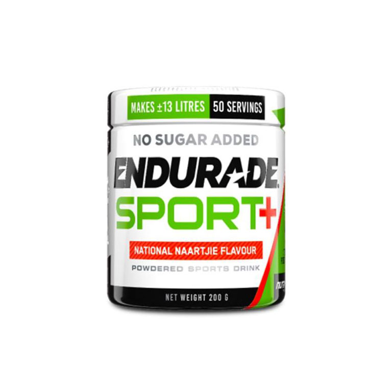 Nutritech - Endurade Sport + - National Naartjie 200g