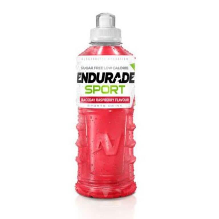 Nutritech - Endurade Sport - Raceday Raspberry 12 x 630ml