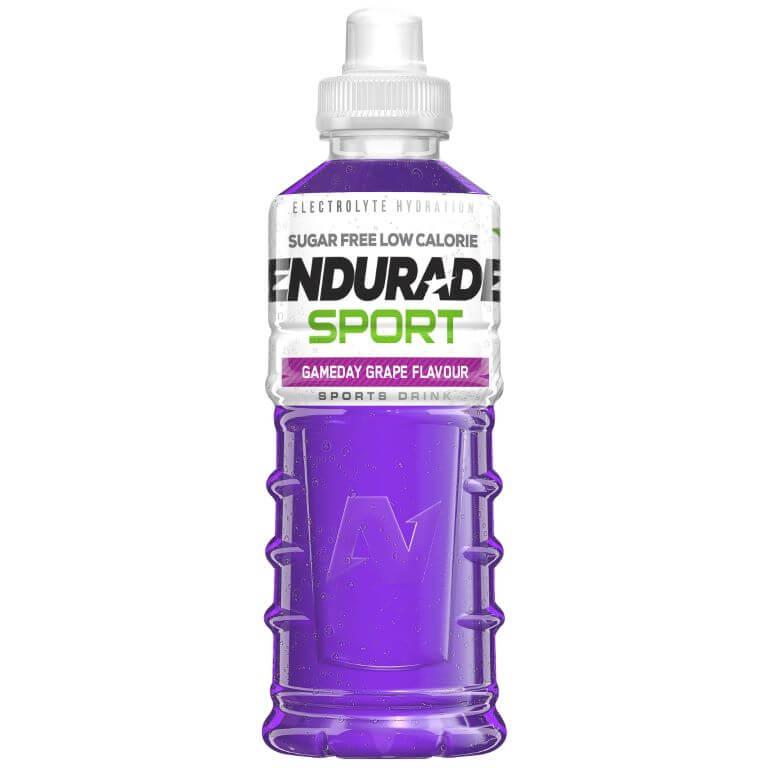 Nutritech - Endurade Sport - Gameday Grape 12 x 630ml