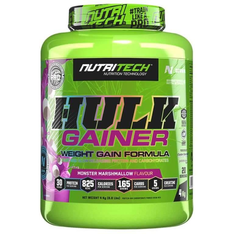 Nutritech - Hulk Gainer - Monster Marshmallow 4Kg