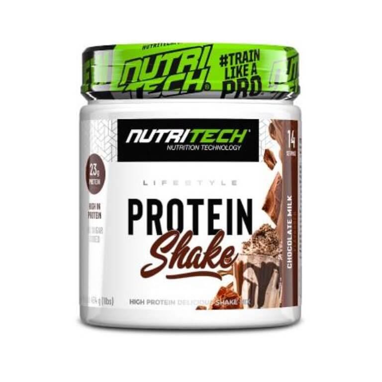 Nutritech - Lifestyle Protein Shake - Chocolate Milk 1Lb
