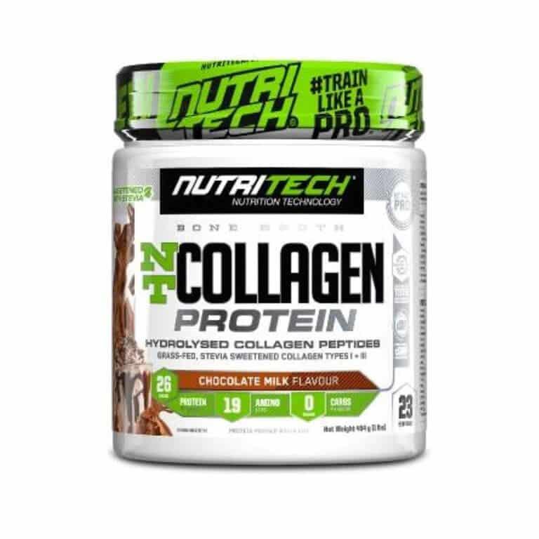 Nutritech - NT Collagen - Chocolate 454g