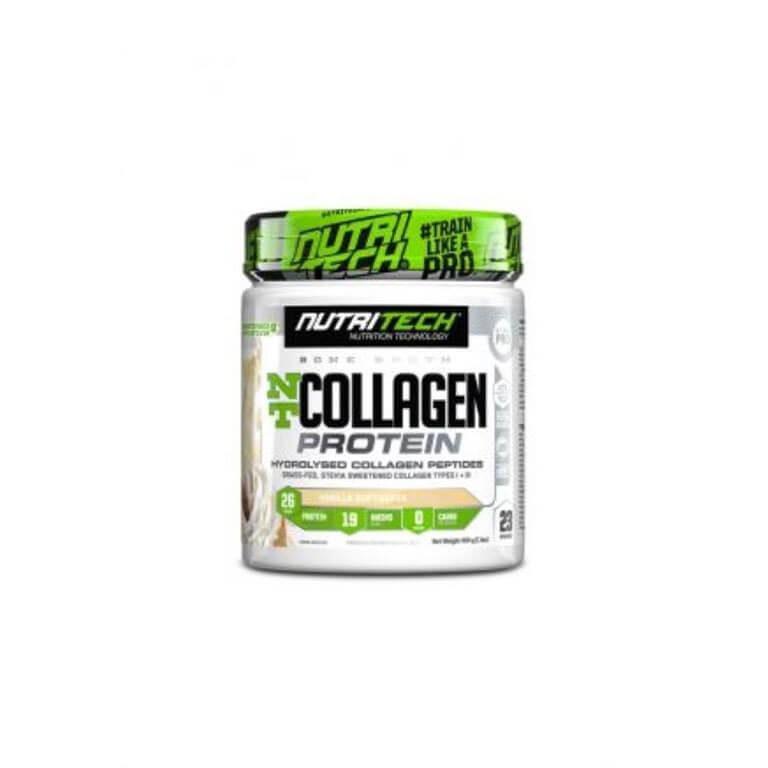 Nutritech - NT Collagen - Vanilla 454g