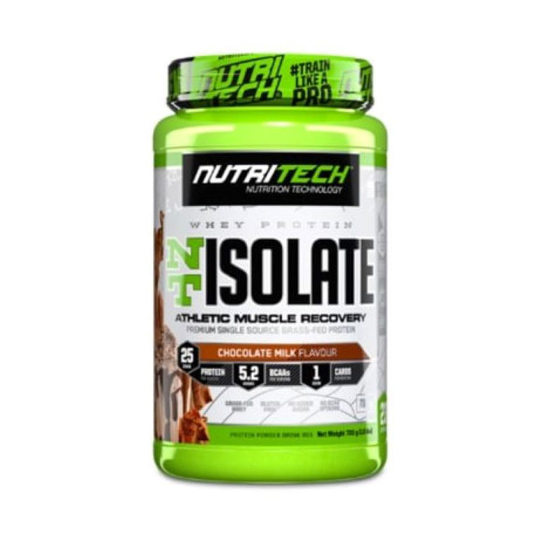 Nutritech - NT Isolate - Chocolate Milk 700g