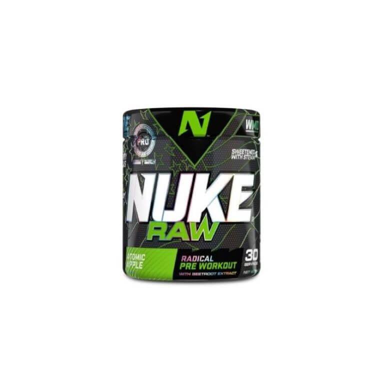 Nutritech - Nuke Raw - Apple 280g