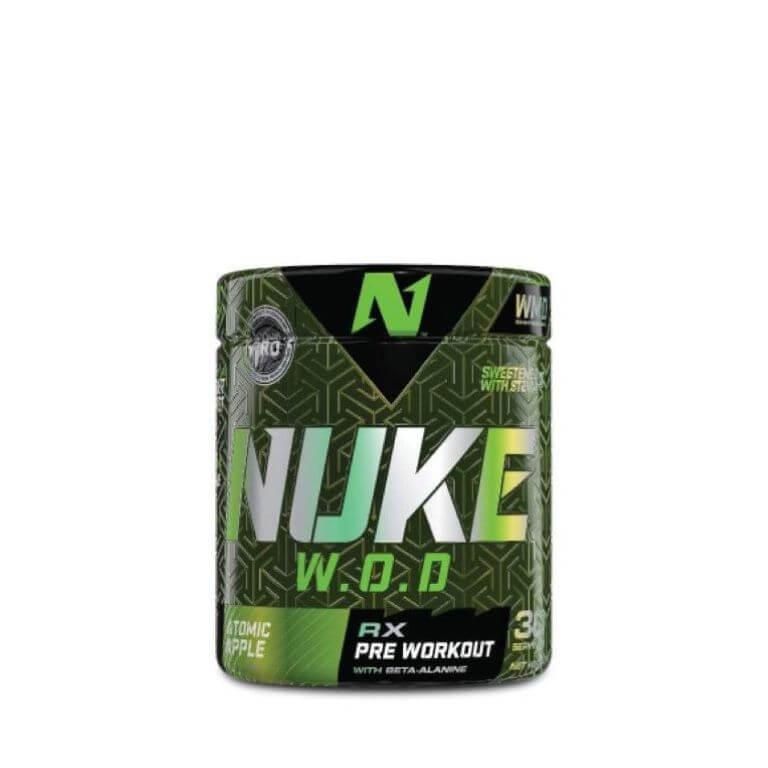 Nutritech - Nuke W.O.D - Atomic Apple 210g