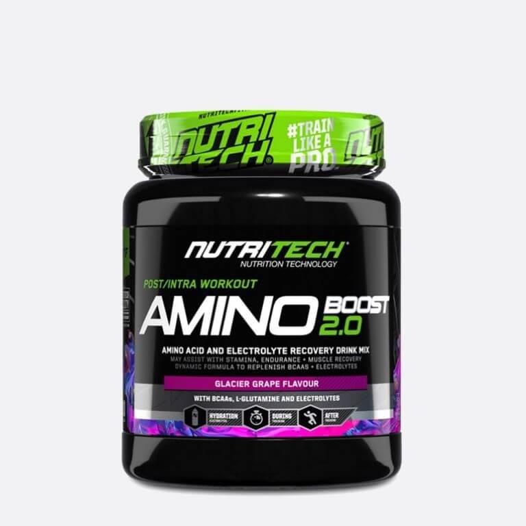 Nutritech - Amino Boost 2.0 - Glacier Grape 540g