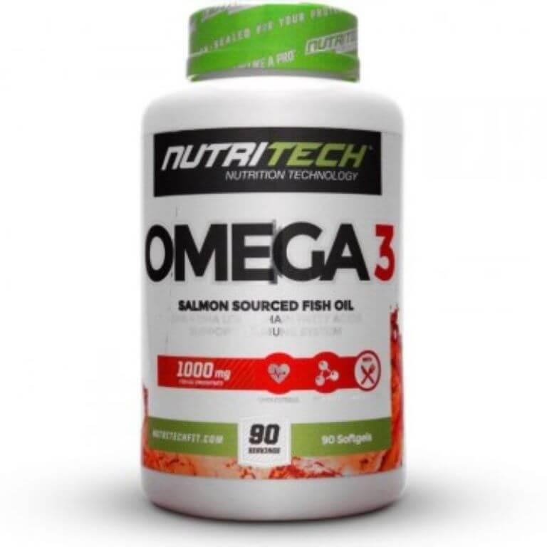 Nutritech - Omega 3 - Softgels 100g