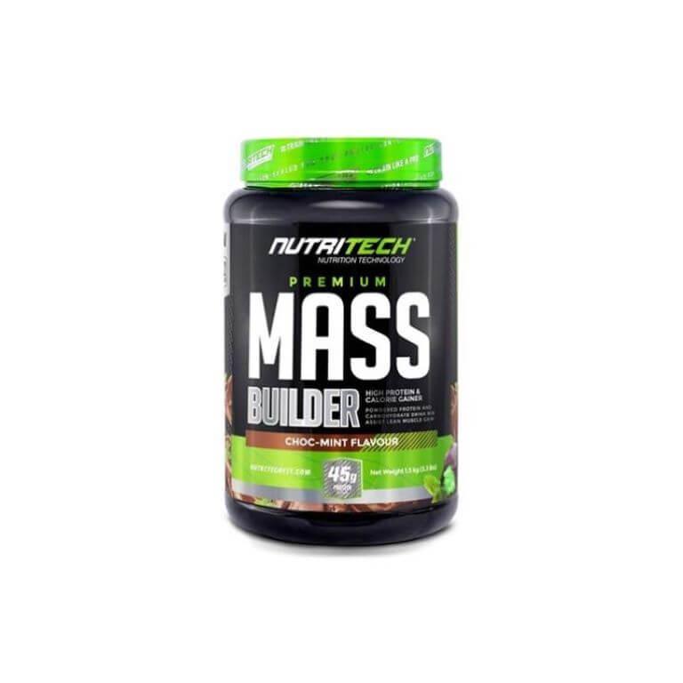 Nutritech - Premium Mass Builder - Chocmint 1,5Kg