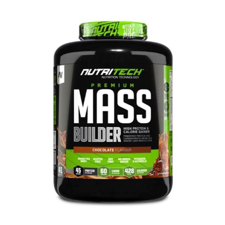 Nutritech - Premium Mass Builder - Chocolate 5Kg