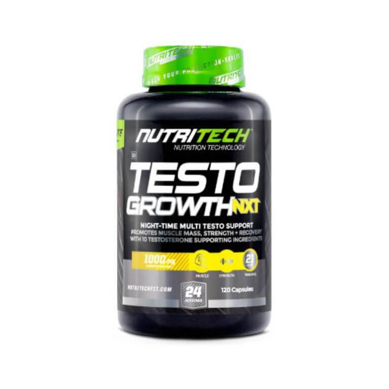 Nutritech - Testogrowth NXT - Capsules 100g