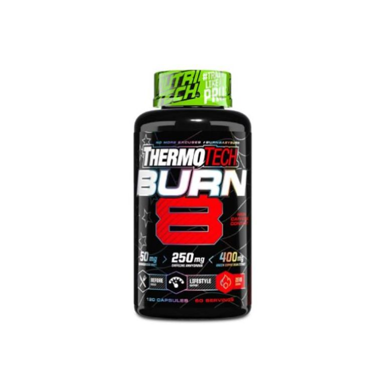 Nutritech - Thermotech® Burn - Capsules 100g