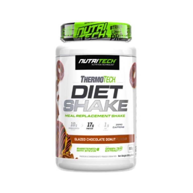 Nutritech - Thermotech Diet Shake - Chocolate Donut 908g