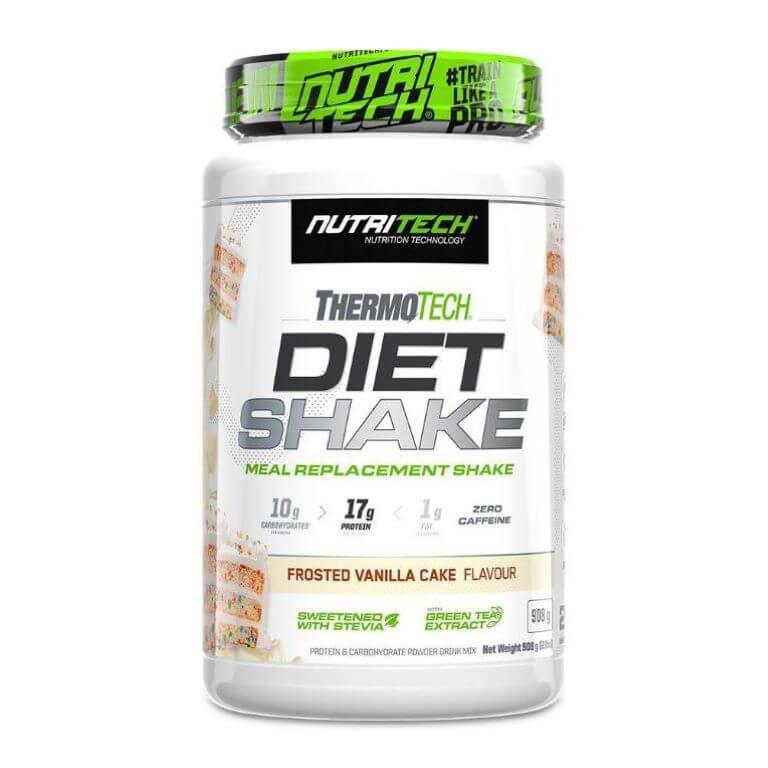 Nutritech - Thermotech Diet Shake - Vanilla Cake 908g
