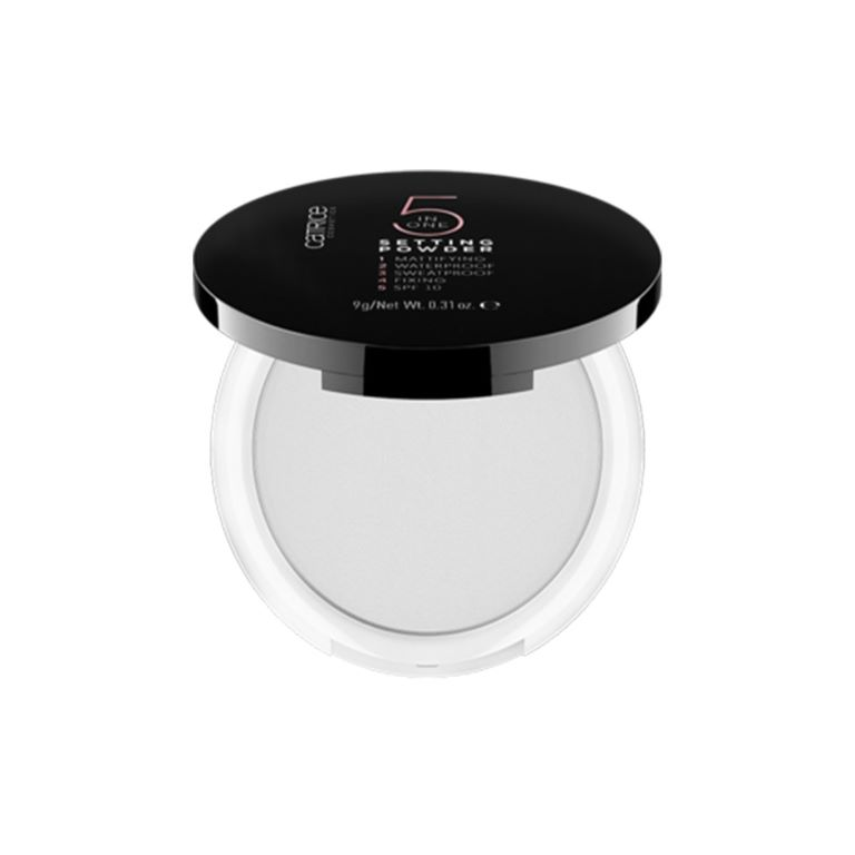 Catrice - 5 in 1 Setting Powder 010