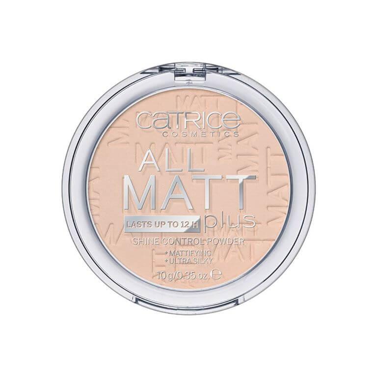 Catrice - All Matt Plus Shine Control Powder 010