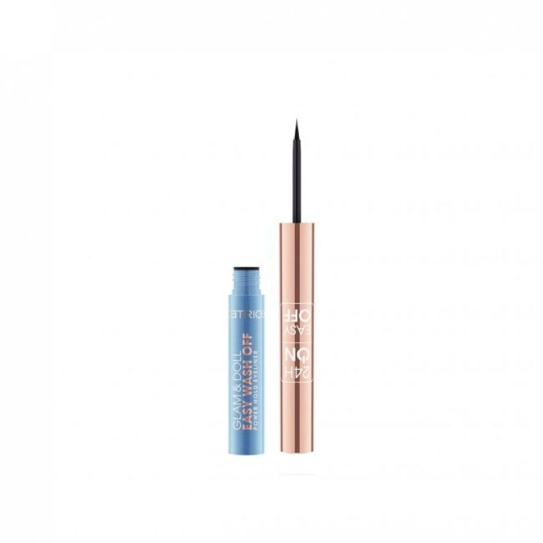 Catrice - Glam & Doll Easy Wash Off Power Hold Eyeliner 010