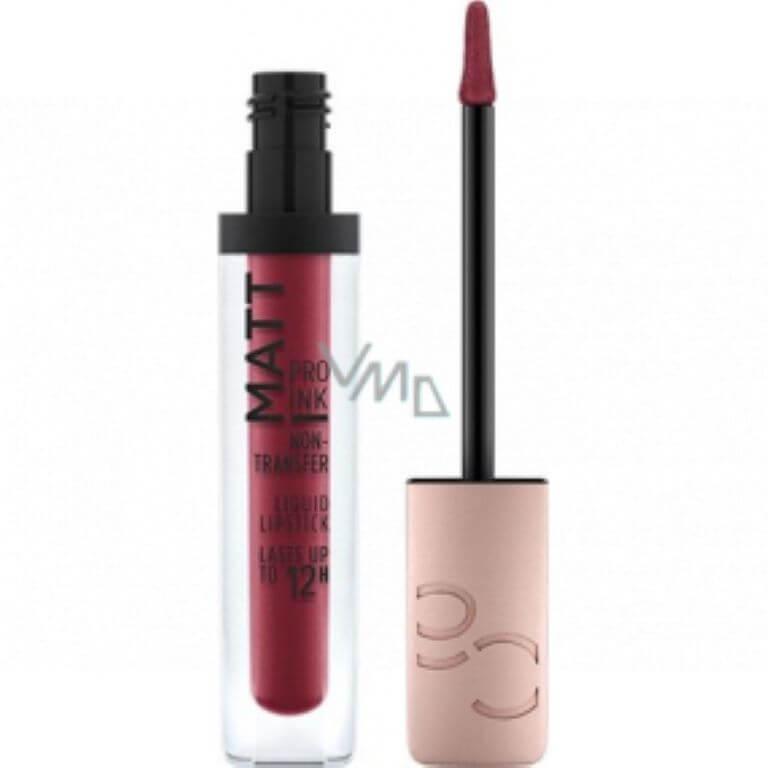 Catrice - Matt Pro Ink Non-Transfer Liquid Lipstick 100