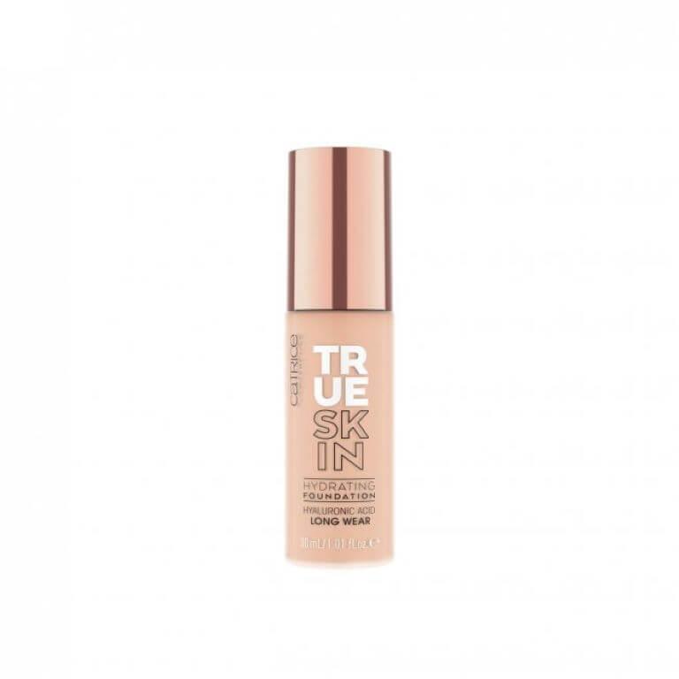 Catrice - True Skin Hydrating Foundation 010